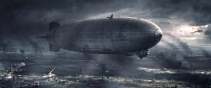 Sucker Punch airship