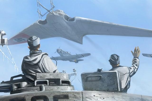 Panzer 88 concept art