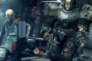 Wolfenstein: The New Order supersoldier