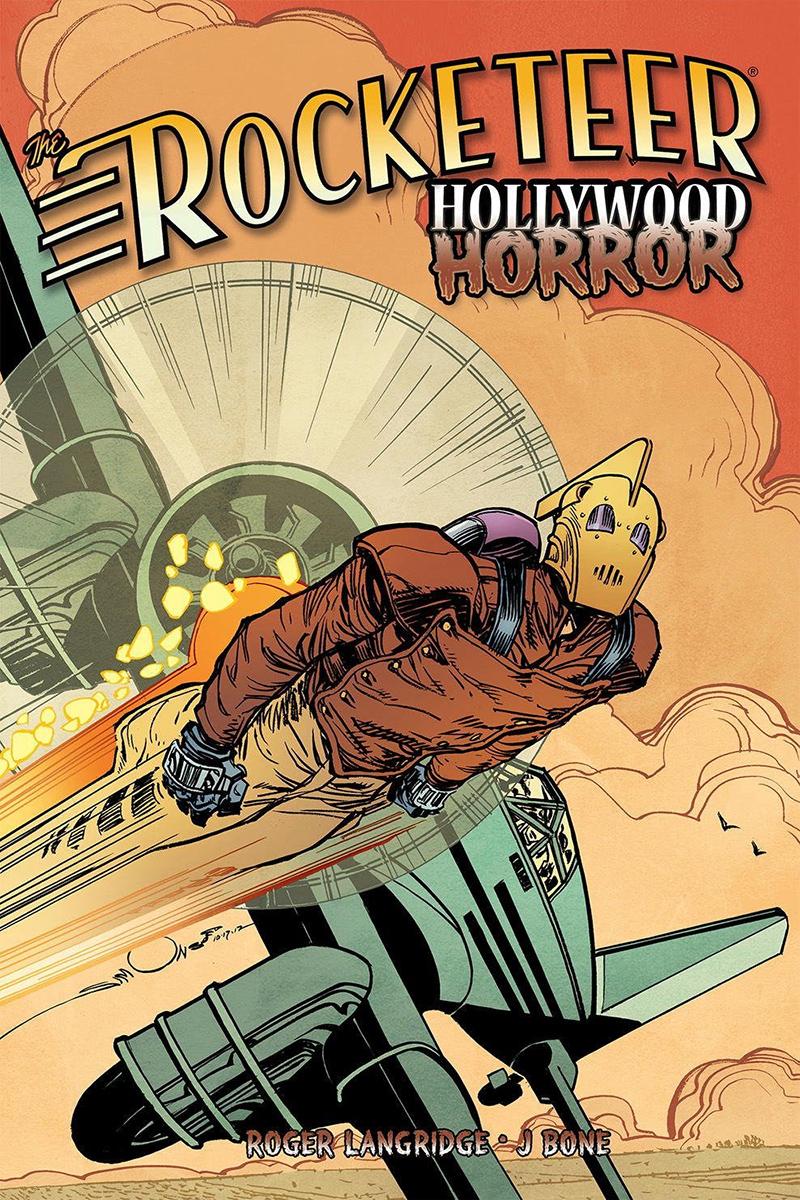 Rocketeer: Hollywood Horror