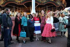 Dapper Day Disneyland Paris France