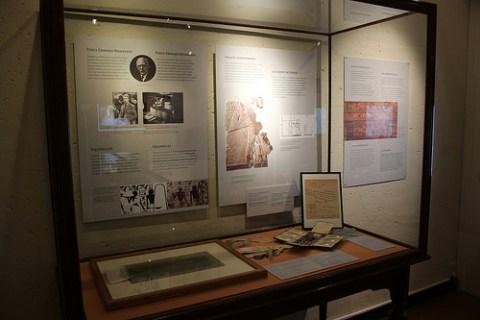 Cinquantenaire Museum Belgium Djehutihotep exhibit