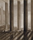 Hugh Ferriss artwork