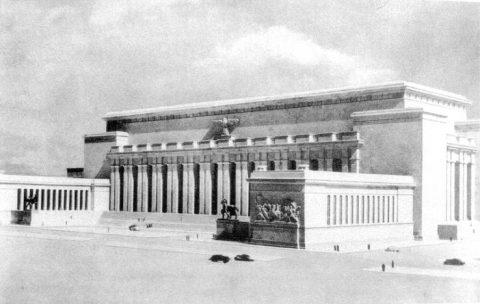 Soldatenhalle Berlin Germany