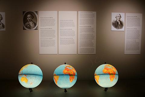 Cinquantenaire Museum Belgium Oceania exhibit