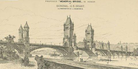 Memorial Bridge by Paul J. Pelz