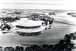 National Cultural Center design