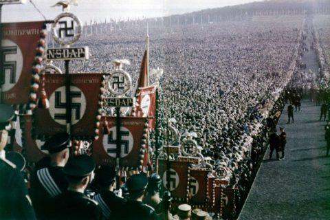 Nazi Party Rally Nuremberg