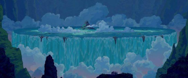 Atlantis: The Lost Empire scene
