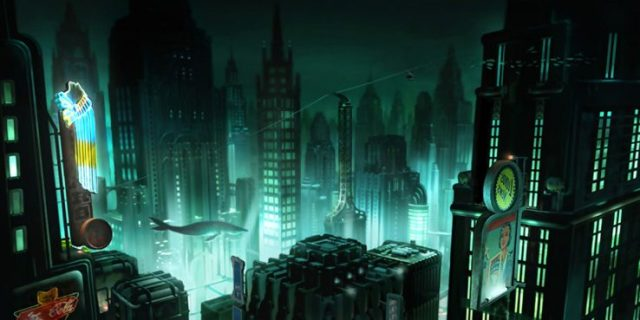BioShock concept art