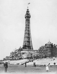 Blackpool Tower England