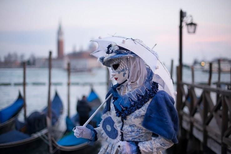 Carnival of Venice Italy