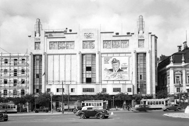 Cinema Éden Lisbon Portugal