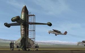 German Triebflügel aircraft artwork