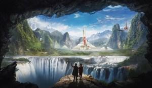 Iron Sky: The Coming Race concept art