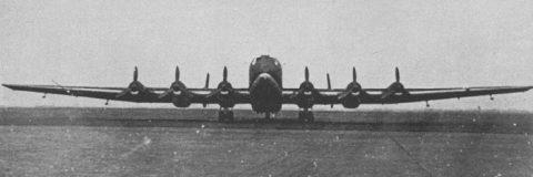 Junkers Ju 390 German bomber