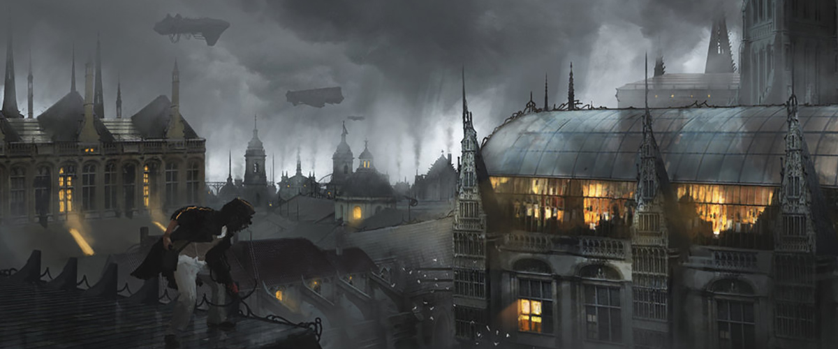 The Art of Rostyslav Zagornov