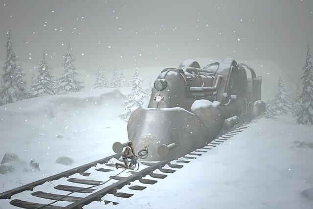 Syberia train