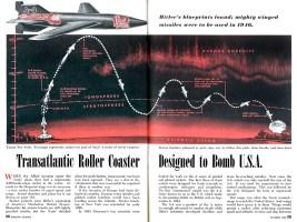Transatlantic Roller Coaster Designed to Bomb USA