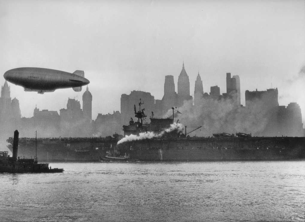 USS Enterprise New York