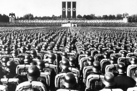 Nazi party rally Nuremberg