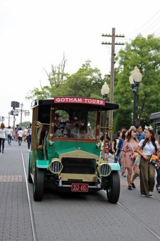Tokyo Disney Sea oldtimer