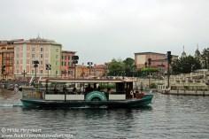 Tokyo Disney Sea paddle steamer