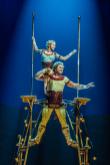 Official photograph of Cirque du Soleil's steampunk show KURIOS – Cabinet of Curiosities (Martin Girard)