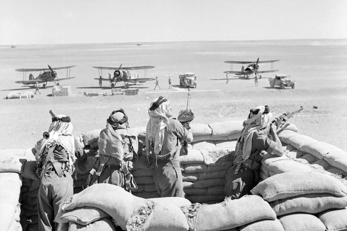 Arab Legionnaires Jordan