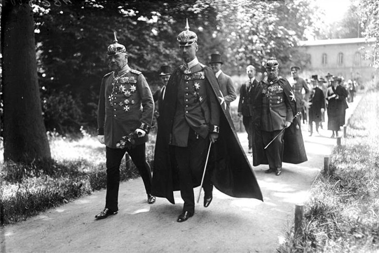 Paul von Hindenburg Oskar of Prussia