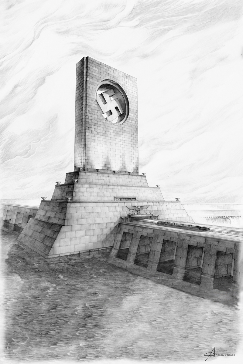 Atlantropa artwork