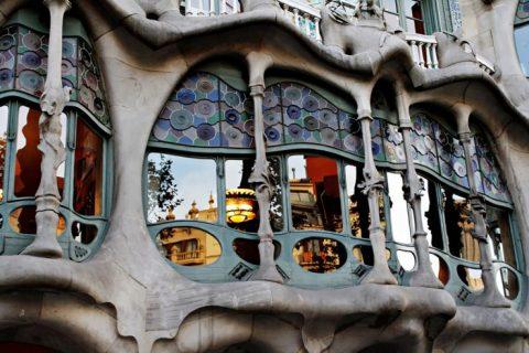 Casa Batlló Barcelona Spain