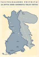 Greater Finland map