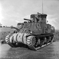 M3 Grant tank