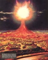 Moscow nuclear attack