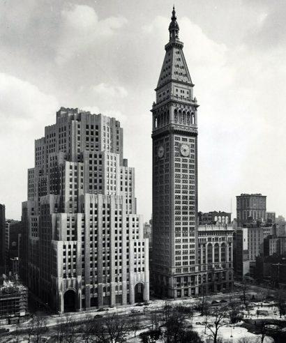 New York Metropolitan Life Buildings