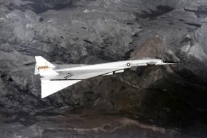 North American XB-70 Valkyrie bomber