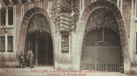 Palau Güell Barcelona Spain