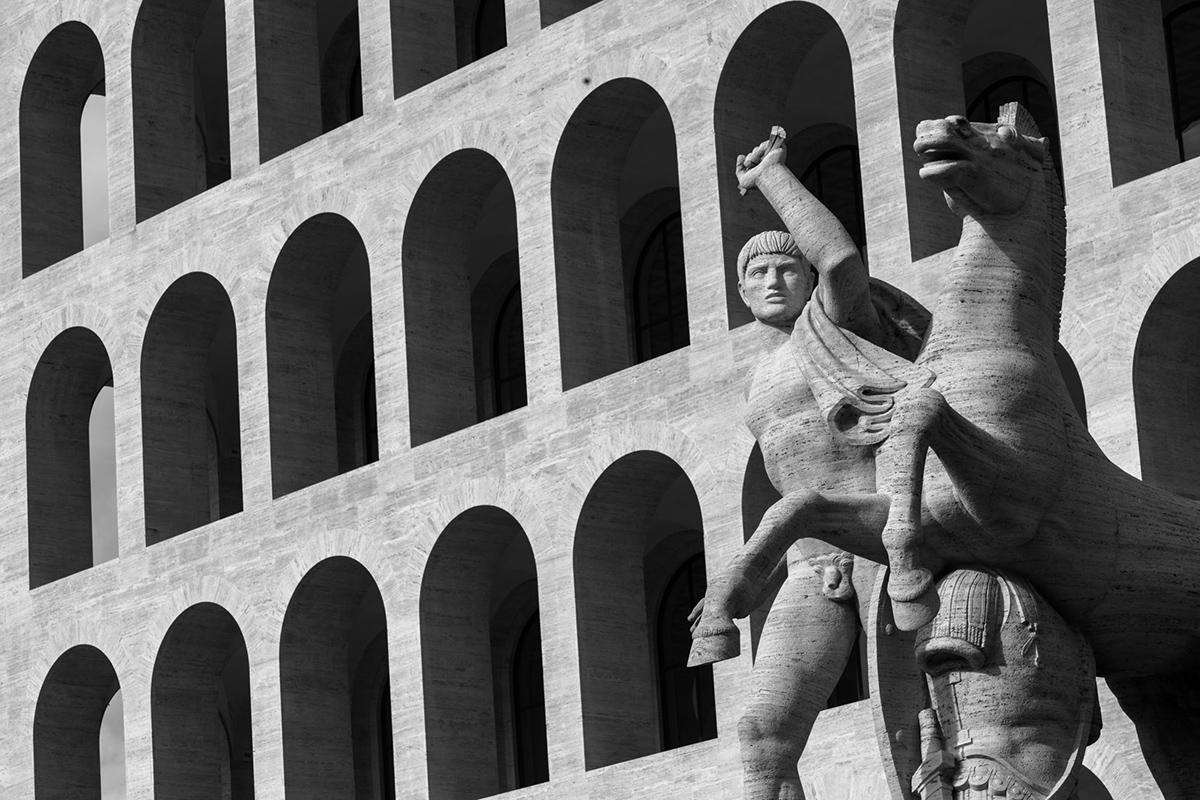 Palazzo della Civiltà Italiana Rome