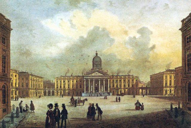 Koningsplein Brussels Belgium