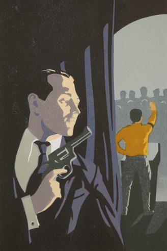 Paul Catherall artwork