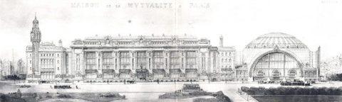 Maison de la Mutualité Paris design