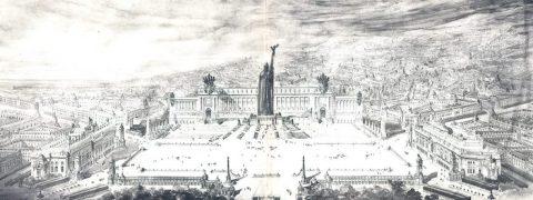 Paris Place de la République design