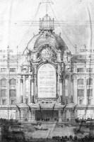 Paris newspaper office design