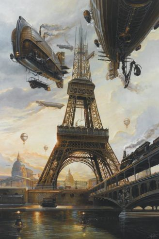 Didier Graffet artwork