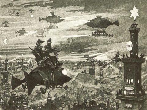 Le Vingtième Siècle illustration