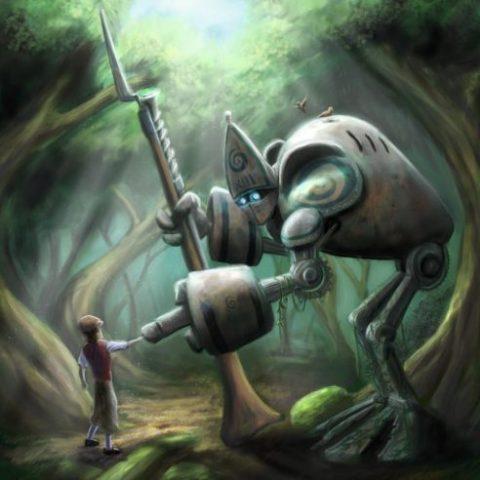 Tom McGrath artwork