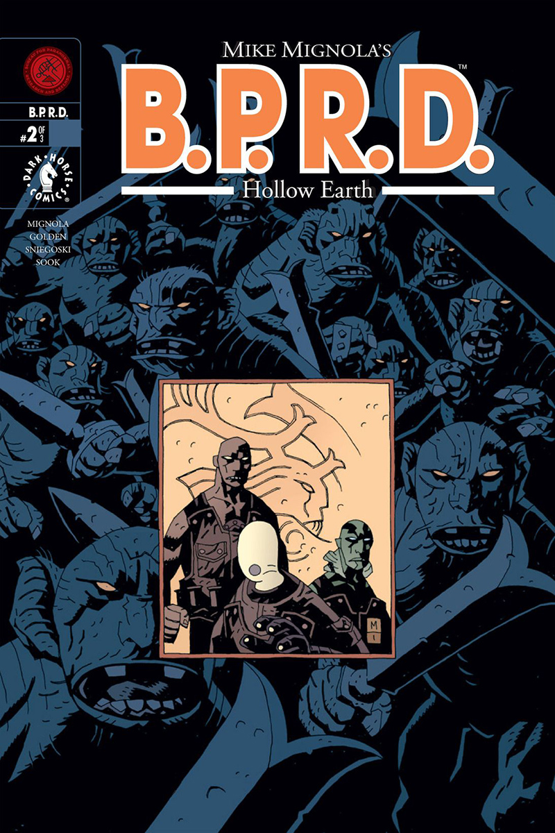 Mike Mignola's B.P.R.D.: Hollow Earth