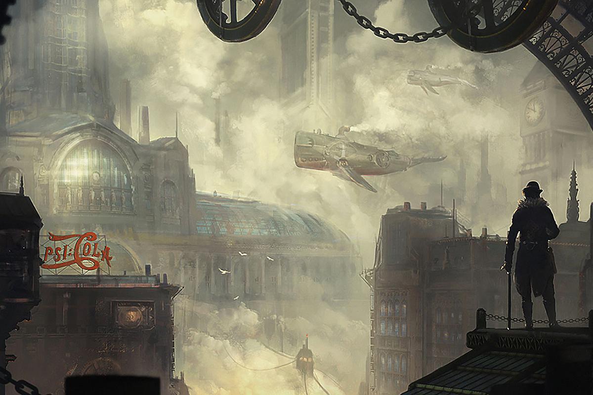 Sebastien Hue artwork