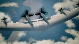 Ace Combat 7: Skies Unknown scene